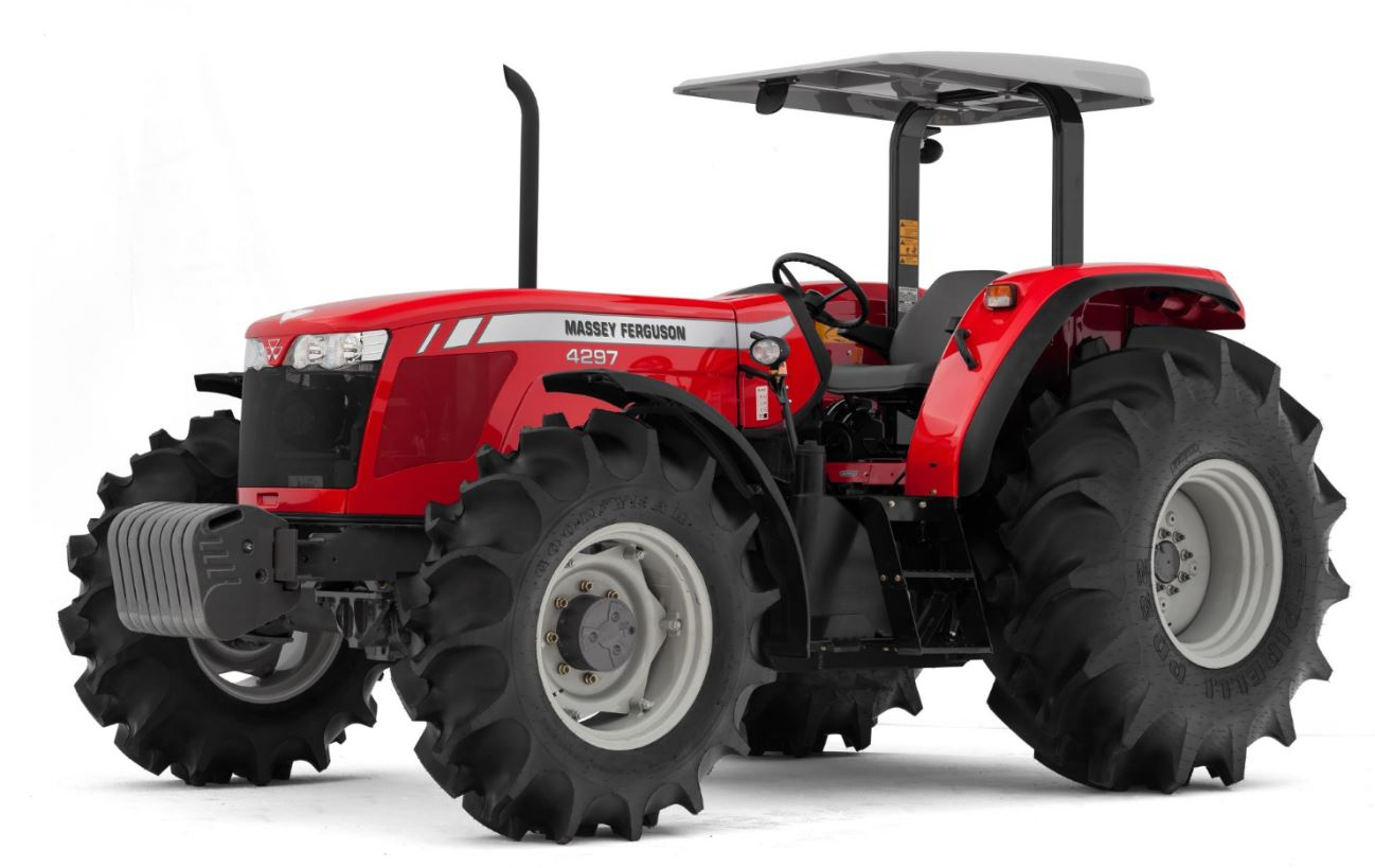 Tractor MF4297/T4